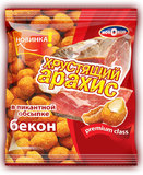 Хрустящий арахис  Бекон, 30, 100 г.