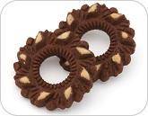 Печенье «Нежные подснежники шоколадные»