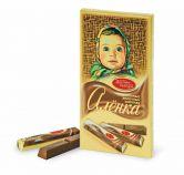 Шоколад Аленка в стиках, 100 г.