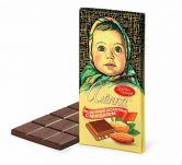 Шоколад Аленка с миндалем, 100 г.