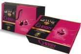 "Шоколадные конфеты  ""MELANIE"" с начинкой ""CHERRY"", 310 г."