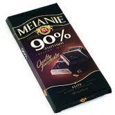 """Шоколад """"MELANIE"""" Элитный Горький 90%, 100 г."""