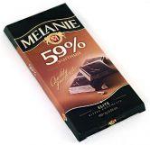 """Шоколад """"MELANIE"""" Элитный Горький 59%, 100 г."""