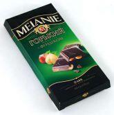 """Шоколад горький """"MELANIE"""" с фундуком, 100 г."""