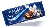 """Молочный шоколад """"WEDEL"""" с кокосовой начинкой, 100 г."""