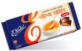 "Шоколад ""WEDEL"" молочный  с начинкой Крем-Брюле , 289 г."