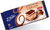 "Шоколад молочный ""WEDEL "" с начинкой Тирамису, 293 г."