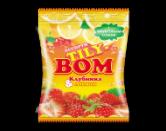 "Карамель ""Тили-Бом"" клубника, лимон, 200 г."