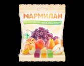 "Конфеты ""Мармилан"" персик, груша, виноград, 236 г."