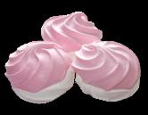 """Зефир """"Бело-розовый"""""""