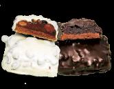 Печенье с орехом, изюмом (МИКС)