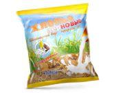 Хлопья зерновые Шоколадный вкус кукуруза+рис