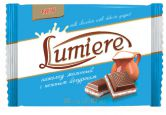 """Шоколад молочный """"Lumiere с нежным йогуртом"""", 80 г."""